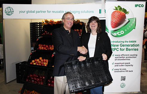 IFCO Partners with Forgotten Harvest in Fight Against Hunger
