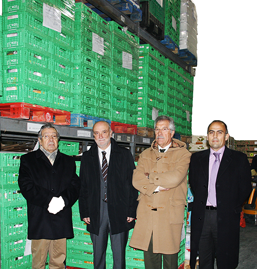 The Collaboration of IFCO Systems Spain and the Food Bank of Madrid